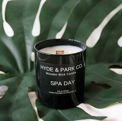 Spa Day - Soy Blend Candle