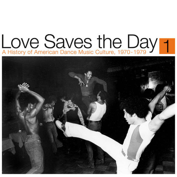 VARIOUS / Love Saves The Day... Part 1 DLP