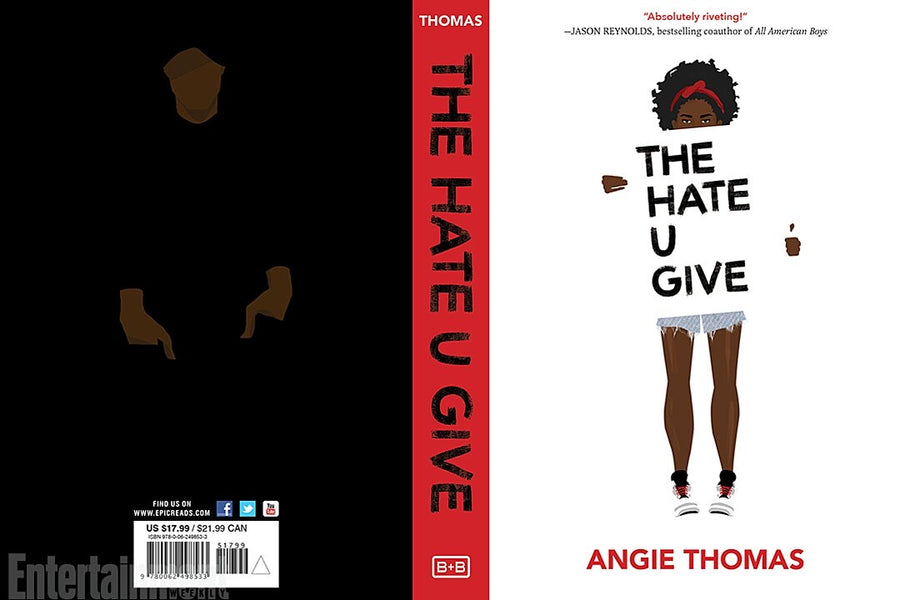 The Hate You Give (Hardcover)