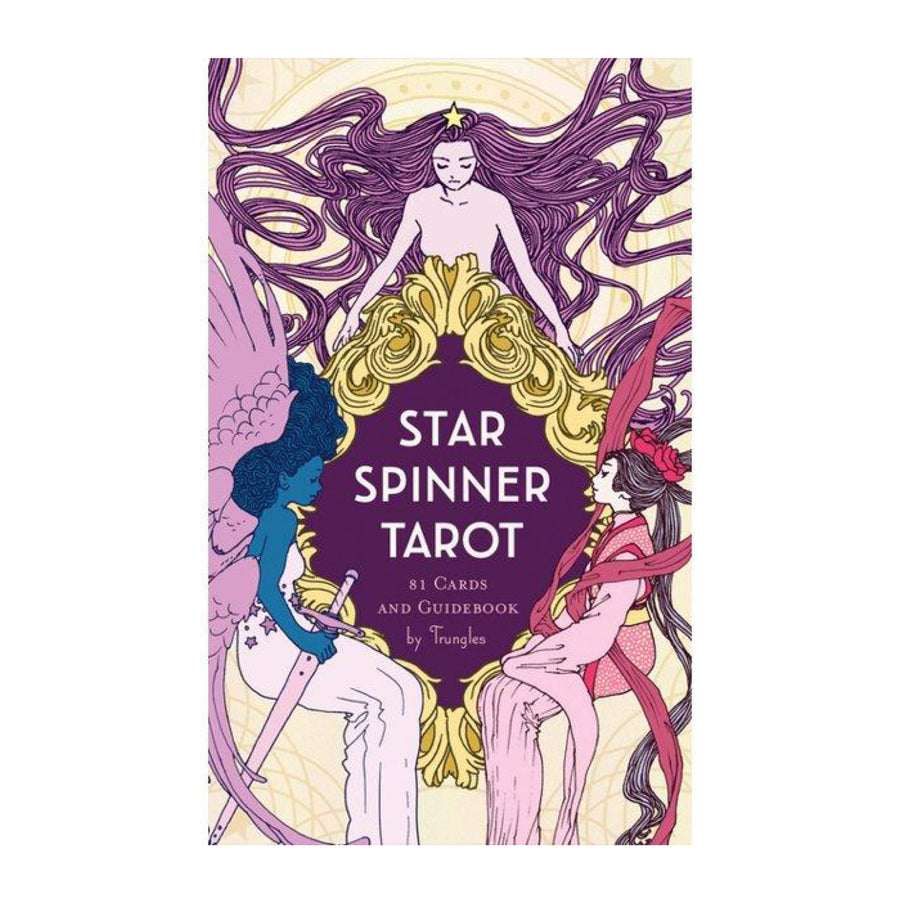Star Spinner Tarot: Inclusive Diverse LGBTQ Deck of Tarot Cards