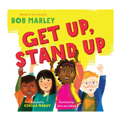 Get Up, Stand Up (Hardcover)