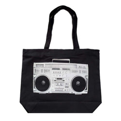 Boombox Totebags