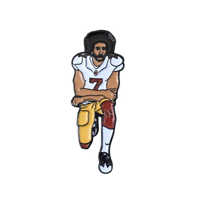 COLIN KAEPERNICK - RADICAL DREAMS LAPEL PIN