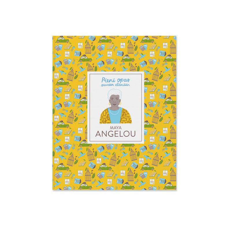 Little Guides to Great Lives : Maya Angelou (Hardback)