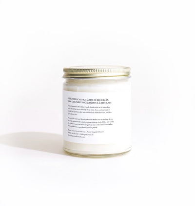 Santal Minimalist Brooklyn Candle