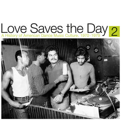 VARIOUS / Love Saves The Day... Part 2 DLP