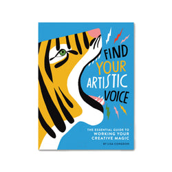 Find Your Artistic Voice (Paperback)