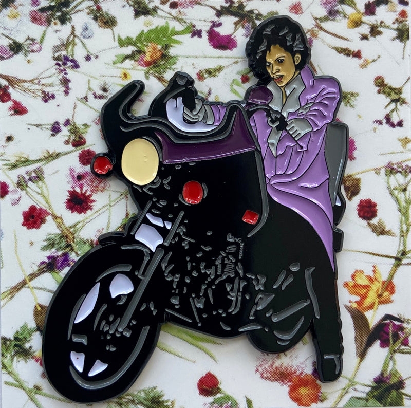 Prince - Soft Enamel Pin (Reformed School)