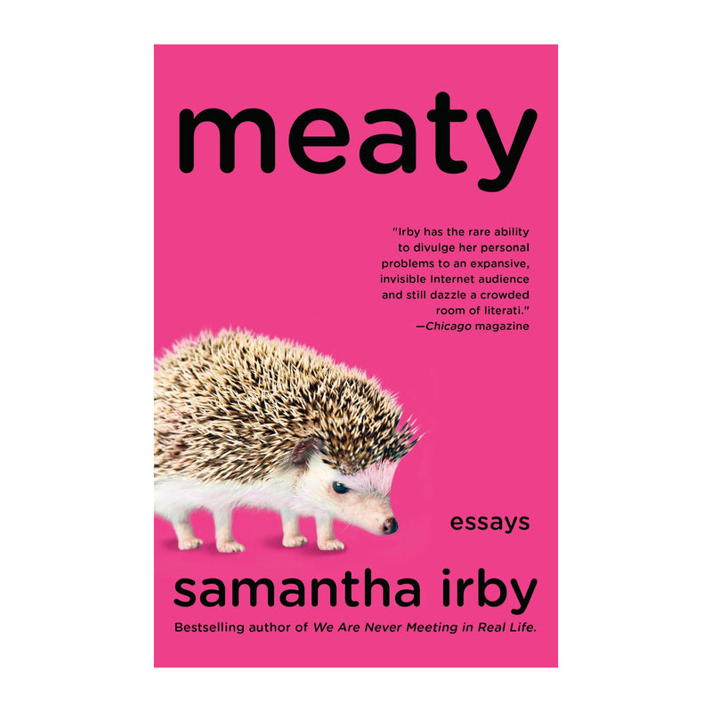 Meaty by Samantha Irby