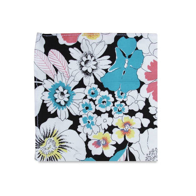 Pocket Square Clothing - Floral Collection