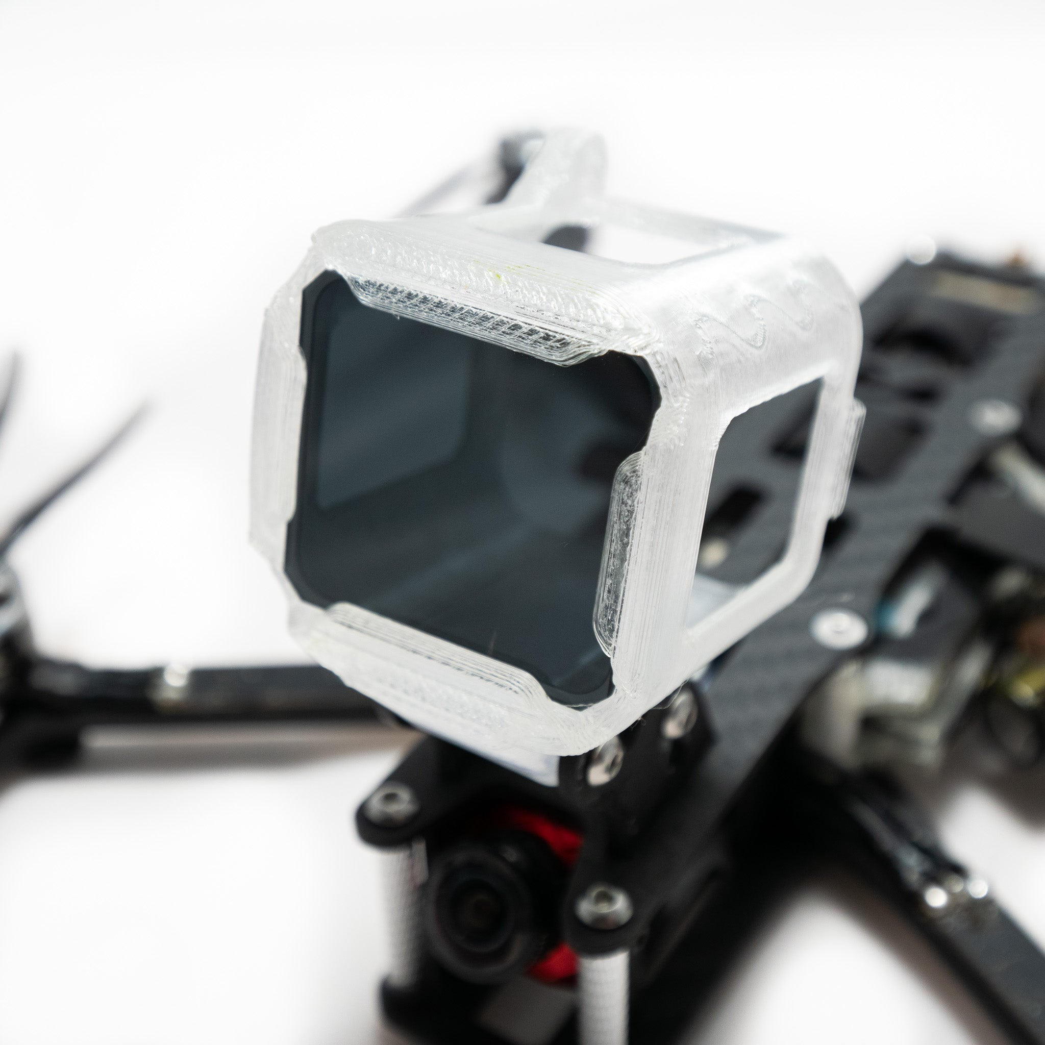 Adjustable Gopro Mount - Choose Version Session/Hero6/7/8/9