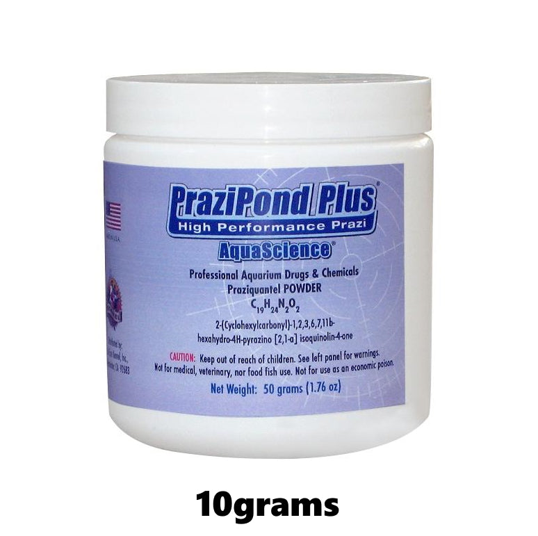 Praziquantel 10grams Fish Treatment
