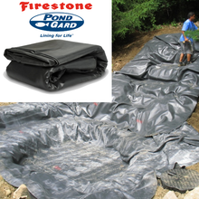 Load image into Gallery viewer, Firestone PondGard 45 mil EPDM Pond Liner (Select Size)