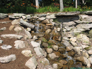 "Eco-Series Spillway, 23"" Wide"