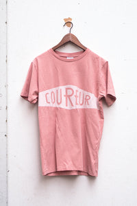 Coureur t-shirt roze - Erstwhile