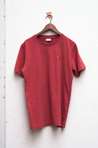 Cycling cap t-shirt rood - Erstwhile