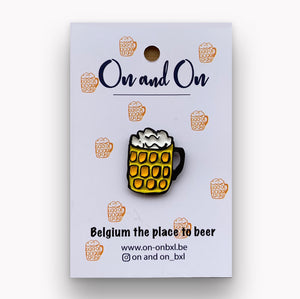 Pin Belgium The place to beer - On and On