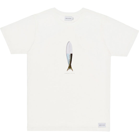 Surfish t-shirt - Bask in the sun