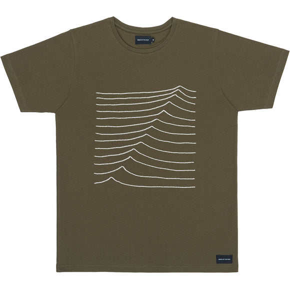 Swell t-shirt - Bask in the sun