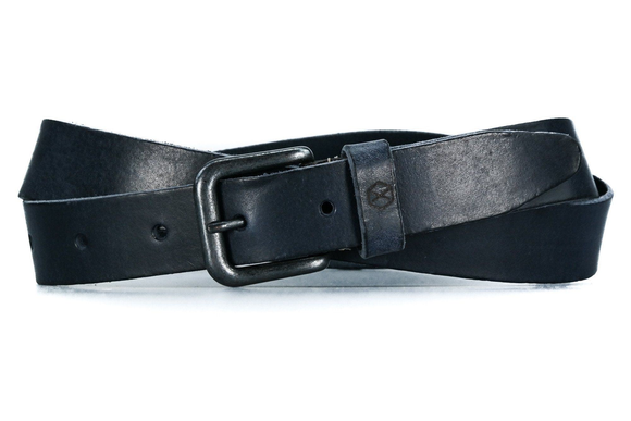 Comb riem navy - Fasten your beans belt