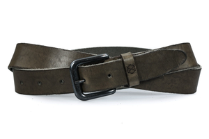 Comb riem olive - Fasten your beans belt