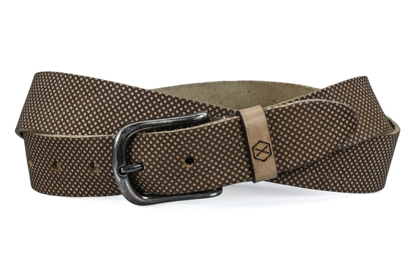 Gems riem taupe - Fasten your beans belt
