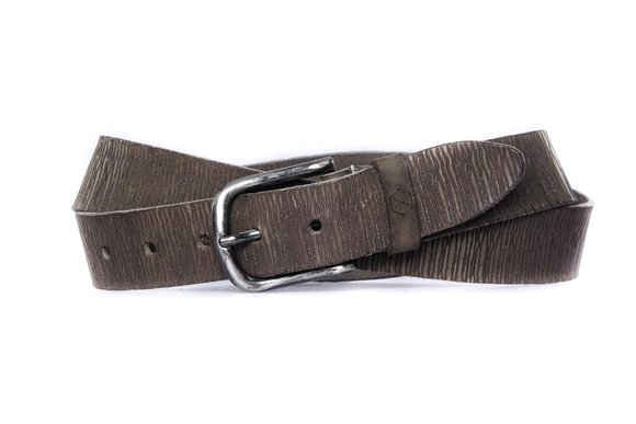 Vein riem olive - Fasten your beans belt