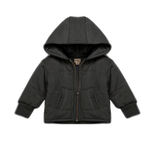Load image into Gallery viewer, Organic Quilted Jacket - Storm