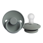 Load image into Gallery viewer, PRE-ORDER FRIGG Silicone Pacifier (French Gray) 6-18 Months