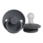 Load image into Gallery viewer, PRE-ORDER FRIGG Silicone Pacifier (Graphite) 6-18 Months