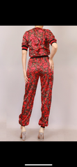 Relaxed Pants Set