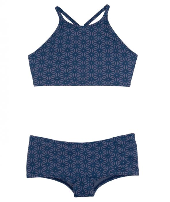 Girls Criss Cross Bikini - St Lucia - Jag London - Jaglondon