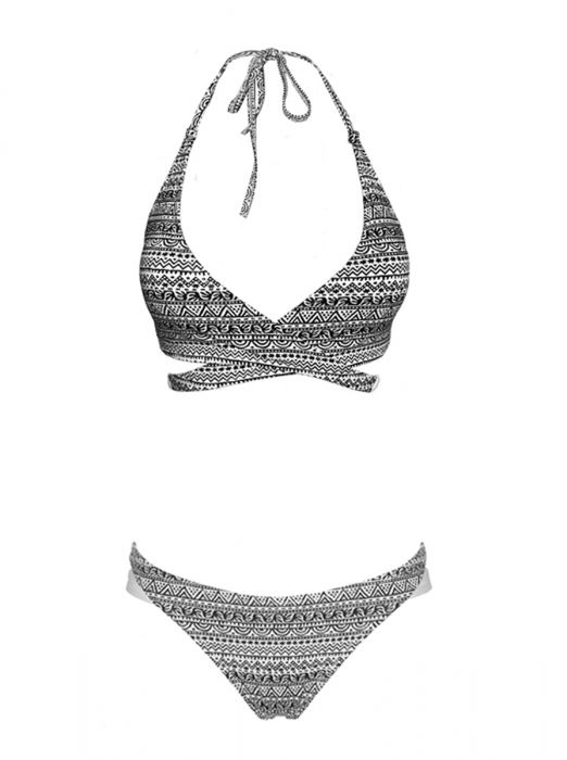 Wrap Bikini - Maya Bay - Jag London - Jaglondon