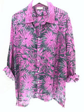 Load image into Gallery viewer, Silk bohemian shirt