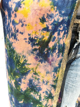 Load image into Gallery viewer, Tie and dye kimono by Jeffrey's Ibiza