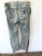 Load image into Gallery viewer, One of a kind cowboy denim