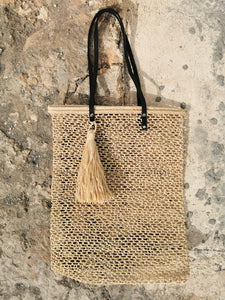 Summer mercadillo basket