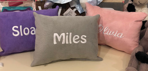 Personalized Puff PIllow