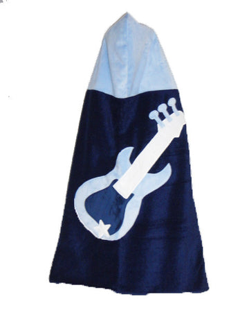 KokoBaby Toddler Guitar Towel