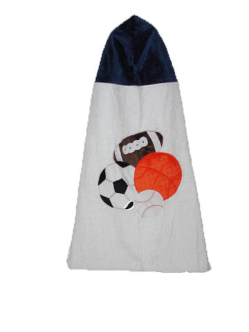 KokoBaby Toddler Sports Towel