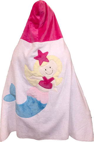 KokoBaby Toddler Mermaid Towel