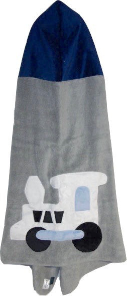KokoBaby Toddler Train Towel