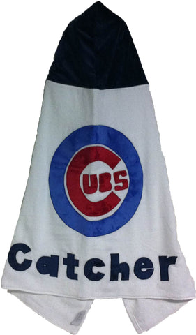 KokoBaby Toddler Chicago Cubs Towel
