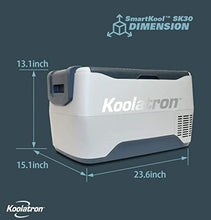 Load image into Gallery viewer, Glacière Koolatron SmartKool™ SK30
