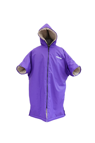 Coucon Junior Short Sleeves - Purple