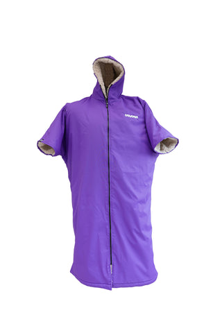 Coucon Adult Short Sleeves - Purple
