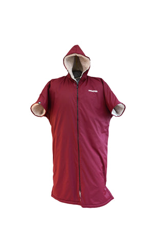Coucon Adult Short Sleeves - Burgundy