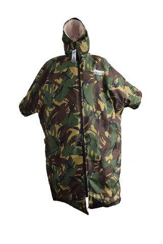 Coucon with sleeves - Camo