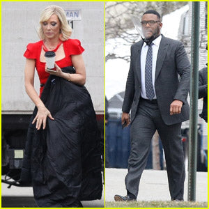 Cate Blanchett and Tyler Perry are getting to work!