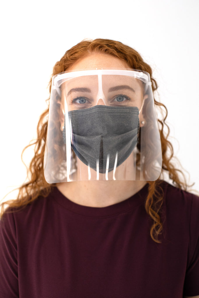 mask shield, clear face shield with mask